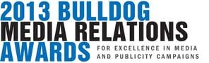 Bulldog media relations award 2013.jpg